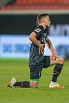 Maximilian Eggestein (SV Werder Bremen #35), mit Schmerzen,<br /> <br /> GER, FC Heidenheim vs. Werder Bremen, Fussball, Bundesliga Religation, 2019/2020, 06.07.2020,<br /> <br /> DFB/DFL regulations prohibit any use of photographs as image sequences and/or quasi-video., <br /> <br /> <br /> Foto: EIBNER/Sascha Walther/Pool/gumzmedia/nordphoto