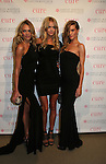 Victoria's Secret Angels - Candace Swanepoel, Kindsay Ellingson and Rosie Huntington-Whiteley at the 12th Annual Collaborating For A Cure - a Dinner & Auction on November 18, 2009 to benefit the Samuel Waxman Cancer Research Foundation at the Park Avenue Armory, New York City, NY. (Photo by Sue Coflin/Max Photos)