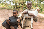 Boys With Goats