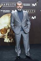 Manuel Moron attends to the premiere of 'La Peste' at Callao Cinemas in Madrid, Spain. January 11, 2018. (ALTERPHOTOS/Borja B.Hojas) /NortePhoto.com NORTEPHOTOMEXICO