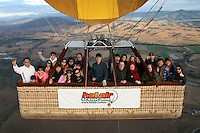 20150721 July 21 Hot Air Balloon Gold Coast