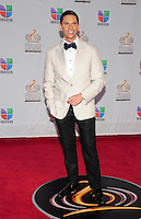 Rodner Figueroa at Univision's Premio Lo Nuestro a La Musica Latina at American Airlines Arena on February 16, 2012 in Miami, Florida. © mpi10/MediaPunch Inc