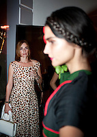 Fashion Show Sophie Massun / Isabel Manhes, Chic by Accident, Colonia Roma, Mexico City.