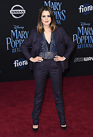 29 November 2018 - Hollywood, California - Laura Morano. &quot;Mary Poppins Returns&quot; Los Angeles Premiere held at The Dolby Theatre.   <br /> CAP/ADM/BT<br /> &copy;BT/ADM/Capital Pictures