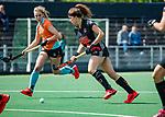 AMSTELVEEN  -  Sosha Benninga (A'dam)    Hoofdklasse hockey dames ,competitie, dames, Amsterdam-Groningen (9-0) .     COPYRIGHT KOEN SUYK
