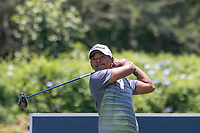 Keenan Davidse (RSA) during the 1st round of the Alfred Dunhill Championship, Leopard Creek Golf Club, Malelane, South Africa. 28/11/2019<br /> Picture: Golffile | Shannon Naidoo<br /> <br /> <br /> All photo usage must carry mandatory copyright credit (© Golffile | Shannon Naidoo)