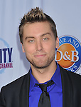 HOLLYWOOD, CA. - October 13: Lance Bass arrives at the 2009 Fox Reality Channel Really Awards at the Music Box at the Fonda Theatre on October 13, 2009 in Hollywood, California.