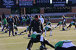 NOVEMBER 19: University of North Texas Mean Green football v Southern Mississippi at Apogee Stadium in Denton on November 19, 2016 in Denton, TX. (Rick Yeatts Photography)