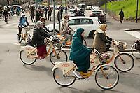 Biciclettata islamica