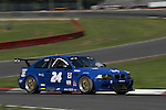 The Matt Connolly Motorsports BMW M3 at the Emco Gears Classic at Mid-Ohio, 2006<br />