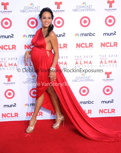 Dania Ramirez attends The 2013 NCLR ALMA Awards held at the Pasadena Civic Auditorium in Pasadena, California on September 27,2012                                                                               © 2013 DVS / Hollywood Press Agency