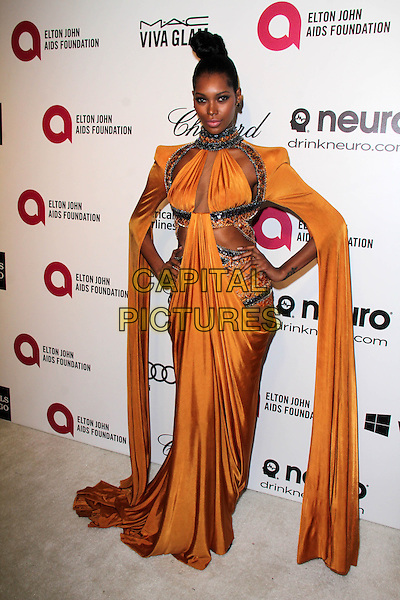 WEST HOLLYWOOD, CA - March 02: Jessica White at the 22nd Annual Elton John AIDS Foundation Oscar Viewing Party, Private Location, West Hollywood,  March 02, 2014.  <br /> CAP/MPI/JO<br /> &copy;Janice Ogata/MediaPunch/Capital Pictures