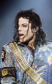 1992: MICHAEL JACKSON - Dangerous World Tour