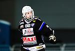 Stockholm 2015-01-16 Bandy Elitserien Hammarby IF - IFK Kung&auml;lv :  <br /> Kung&auml;lvs m&aring;lvakt Jesper Thimfors under matchen mellan Hammarby IF och IFK Kung&auml;lv <br /> (Foto: Kenta J&ouml;nsson) Nyckelord:  Elitserien Bandy Zinkensdamms IP Zinkensdamm Zinken Hammarby Bajen HIF IFK Kung&auml;lv portr&auml;tt portrait