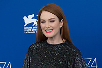 "Julianne Moore at the ""Suburbicon"" photocall, 74th Venice Film Festival in Italy on 2 September 2017.<br /> <br /> Photo: Kristina Afanasyeva/Featureflash/SilverHub<br /> 0208 004 5359<br /> sales@silverhubmedia.com"