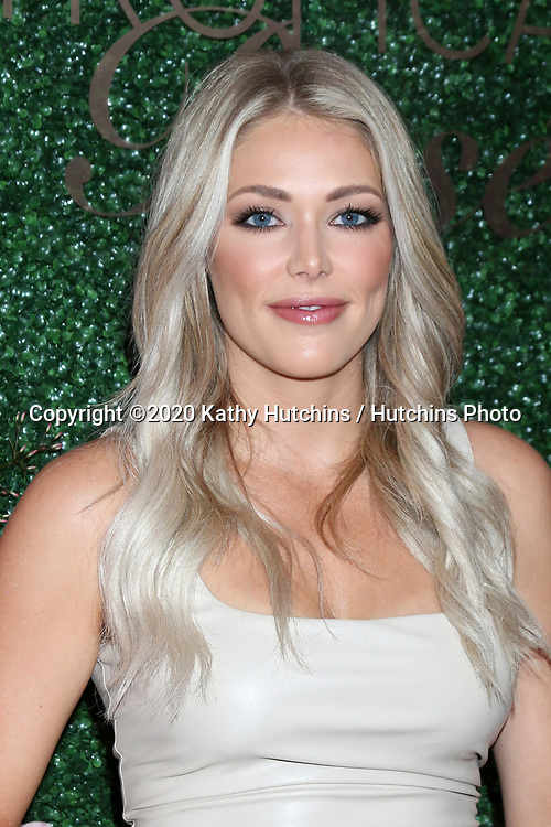 LOS ANGELES - MAR 11:  Kelsey Weier at the Seagram's Escapes Tropical Rose Launch Party at the hClub on March 11, 2020 in Los Angeles, CA