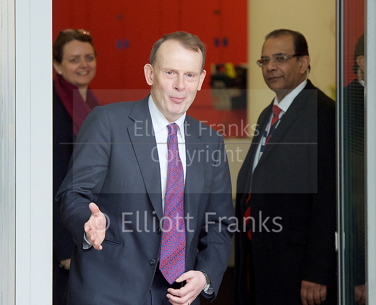 Andrew Marr Show departures<br /> BBC, Broadcasting House, London, Great Britain <br /> 12th March 2017 <br /> <br /> Andrew Marr <br /> <br /> <br /> Photograph by Elliott Franks <br /> Image licensed to Elliott Franks Photography Services