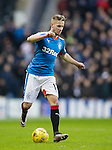 Billy King makes his debut for Rangers