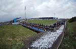 Balmoor Stadium was nicer in the summertime