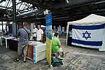 Germany, Berlin, 2018/05/27<br /> <br /> Israelfestival 70 years of the State of Israel initiated by Deutsch-Israelische Gesellschaft (DIG) on 27/5/2018. (Photo by Gregor Zielke)