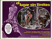 Hell Without Limits (1978)<br /> (El lugar sin limites)<br /> POSTER ART<br /> *Filmstill - Editorial Use Only*<br /> CAP/MFS<br /> Image supplied by Capital Pictures