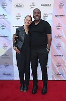 LOS ANGELES, CA - APRIL 6: Heather Carmichael, Lee Daniels, at the Ending Youth Homelessness: A Benefit For My Friend's Place at The Hollywood Palladium in Los Angeles, California on April 6, 2019.   <br /> CAP/MPI/SAD<br /> &copy;SAD/MPI/Capital Pictures