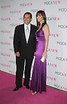 LOS ANGELES, CA. - November 14: Los Angeles Mayor Antonio Villaraigosa and Lu Parker arrive at the MOCA NEW 30th anniversary gala held at MOCA on November 14, 2009 in Los Angeles, California.