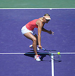 Sharapova Defeats Wozniacki in Semis 4-6, 6-2, 6-4
