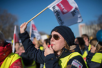 2019/02/27 Wirtschaft | Gewerkschaft | ver.di | Warnstreik