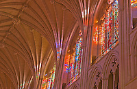 """Interior of the National Cathedral in Washington, D.C. (45"""" maximum)"""