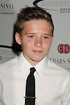 wwCENTURY CITY, CA - MAY 20: Brooklyn Beckham  arrives at the 27th Anniversary of Sports Spectacular at the Hyatt Regency Century Plaza on May 20, 2012 in Century City, California.