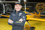 2016/06/04 Chiba, The Red Bull Air Race World Championship 2016 made it's 3rd stop in Chiba Japan.<br /> Breitling Racing Team, Nigel Lamb GBR<br /> <br /> (Photos by Michael Steinebach/AFLO)