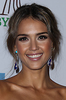 CULVER CITY, CA - NOVEMBER 09: Actress Jessica Alba arrives at the 2nd Annual Baby2Baby Gala held at The Book Bindery on November 9, 2013 in Culver City, California. (Photo by Xavier Collin/Celebrity Monitor)