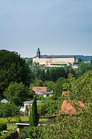 Germany, Thuringia, Rudolstadt: Heidecksburg Palace | Deutschland, Thueringen, Rudolstadt: Schloss Heidecksburg