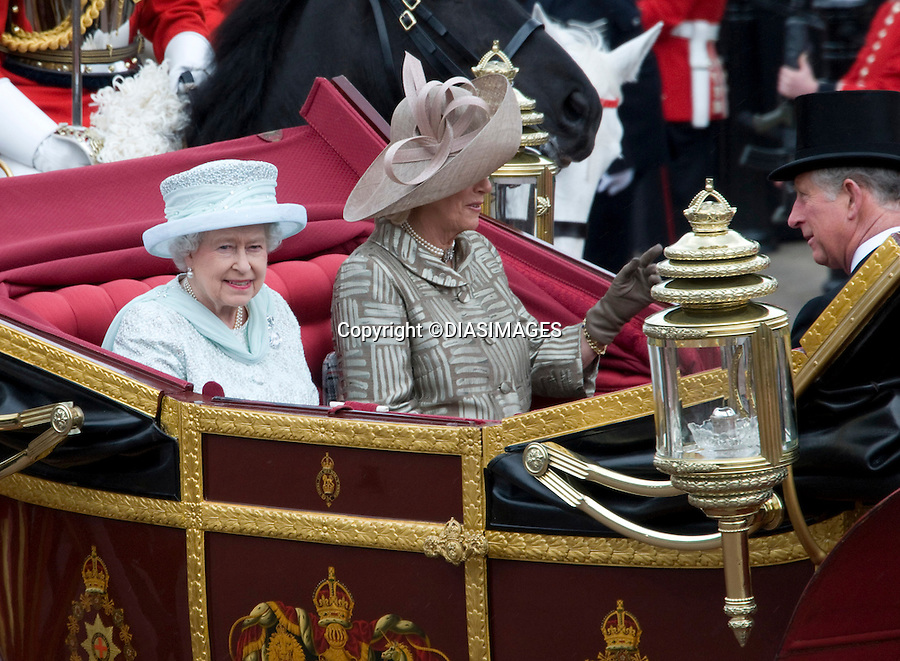 """QUEEN CELEBRATES DIAMOND JUBILEE.The Queen and 50 members of the Royal Family attended a church service to celebrate her Diamond Jubilee at St. Paul's Cathedral, London_05/06/2012.Mandatory Credit Photo: ©Francis Dias/DIASIMAGES..**ALL FEES PAYABLE TO: """"NEWSPIX INTERNATIONAL""""**..IMMEDIATE CONFIRMATION OF USAGE REQUIRED:.Newspix International, 31 Chinnery Hill, Bishop's Stortford, ENGLAND CM23 3PS.Tel:+441279 324672  ; Fax: +441279656877.Mobile:  07775681153.e-mail: info@newspixinternational.co.uk"""