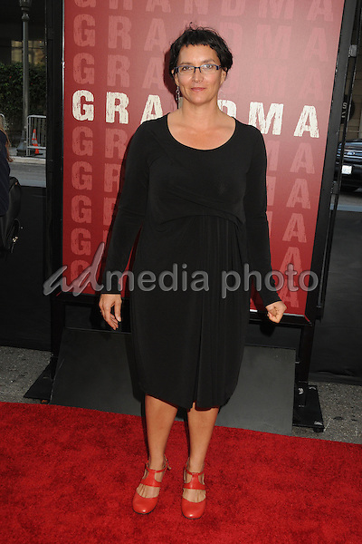 "10 June 2015 - Los Angeles, California - Sara Blecher. LA Film Festival 2015 Opening Night Premiere of ""Grandma"" held at Regal Cinemas LA Live. Photo Credit: Byron Purvis/AdMedia"