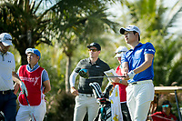 Jeunghun  Wang (KOR) during the 1st round of the AfrAsia Bank Mauritius Open, Four Seasons Golf Club Mauritius at Anahita, Beau Champ, Mauritius. 29/11/2018<br /> Picture: Golffile | Mark Sampson<br /> <br /> <br /> All photo usage must carry mandatory copyright credit (&copy; Golffile | Mark Sampson)