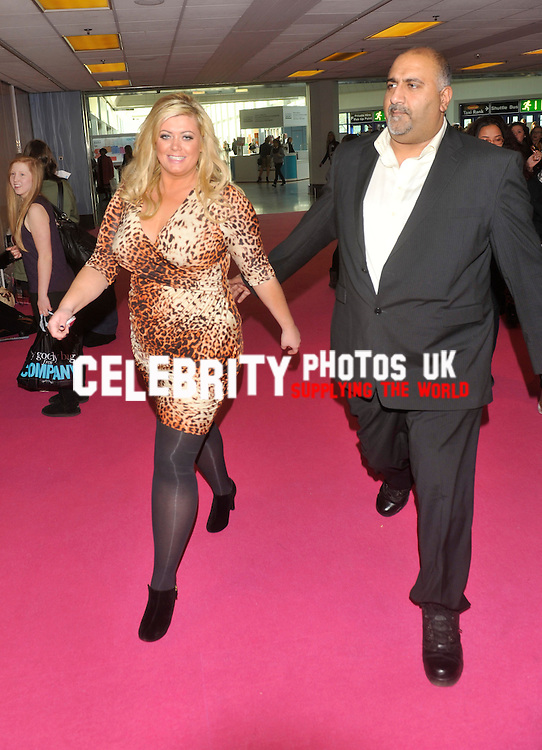 Gemma Collins  at the Clothes Show Live at the NEC Birmingham
