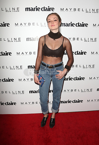 WEST HOLLYWOOD, CA - April 21: Emily Meade, At Marie Claire's Fresh Faces At Doheny Room In California on April 21, 2017. Credit: FS/MediaPunch