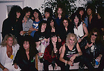 Frankie Banali, Carmine Appice, Jimmy Bain, Vinny Appice, Claude Schnell, Paul Shortino, Don Dokken, Faster Pussycat, Ronnie James Dio, Bobby Blotzer, Kuni , Yngwie Malmsteen