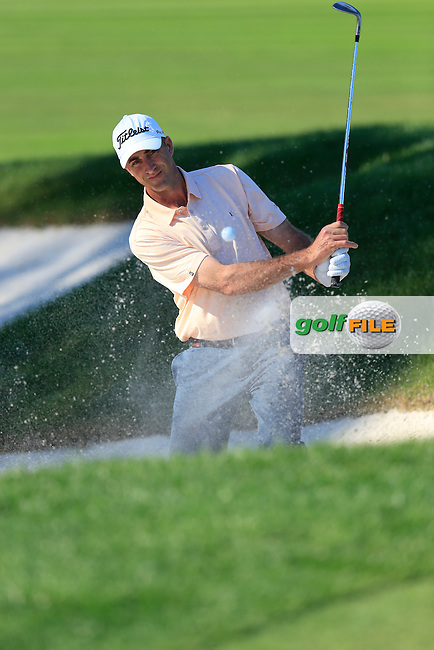 Geoff Ogilvy (USA) during the second round at the The Honda Classic 2014, PGA National, Palm Beach, Florida,USA.<br /> Picture: Fran Caffrey www.golffile.ie