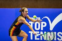 Alphen aan den Rijn, Netherlands, December 21, 2019, TV Nieuwe Sloot,  NK Tennis, Bibiane Schoofs  (NED)<br /> Photo: www.tennisimages.com/Henk Koster