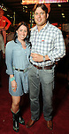 Sari and Chris Kronzer at the Cattle Baron's Ball at the George Ranch Saturday April 24,2010.. (Dave Rossman Photo)
