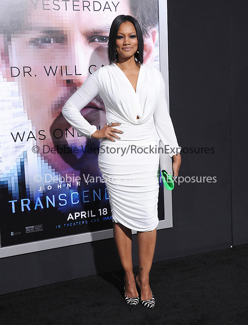 """Garcelle Beauvais attends The L.A. Premiere of Alcon Entertainment's """"TRANSCENDENCE"""" held at The Regency Village Theater in Westwood, California on April 10,2014                                                                               © 2014Hollywood Press Agency"""