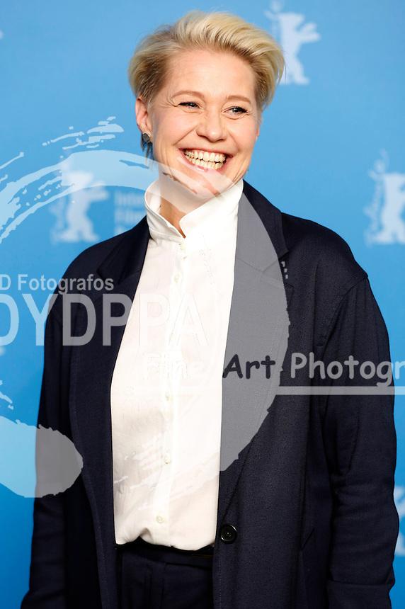 Trine Dyrholm during the 'Kollektivet / The Commune / Die Kommune' photocall at the 66th Berlin International Film Festival / Berlinale 2016 on February 17, 2016 in Berlin, Germany.