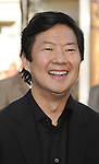 "WESTWOOD, CA - JULY 06: Ken Jeong  arrives to the ""Zookeeper"" Los Angeles Premiere at Regency Village Theatre on July 6, 2011 in Westwood, California."