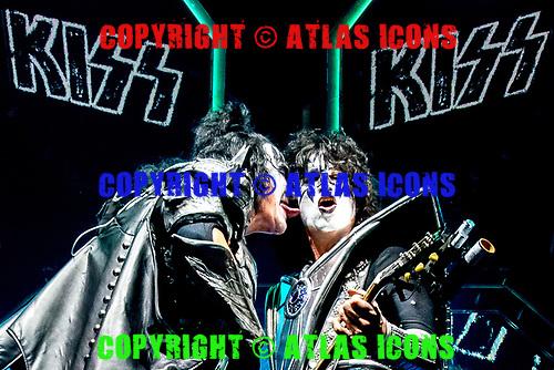 KISS, LIVE, 2019<br /> PHOTOCREDIT:  IGOR VIDYASHEV/ATLASICONS