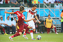 Mesut Oezil (GER), <br /> JUNE 16, 2014 - Football /Soccer : <br /> 2014 FIFA World Cup Brazil <br /> Group Match -Group G- <br /> between  Germany 4-0 Portugal <br /> at Arena Fonte Nova, Salvador, Brazil. <br /> (Photo by YUTAKA/AFLO SPORT)