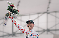 The polka dots are for Warren Barguil (FRA/Sunweb)<br /> <br /> 104th Tour de France 2017<br /> Stage 20 (ITT) - Marseille &rsaquo; Marseille (23km)