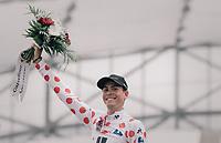 The polka dots are for Warren Barguil (FRA/Sunweb)<br /> <br /> 104th Tour de France 2017<br /> Stage 20 (ITT) - Marseille › Marseille (23km)